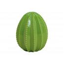 Cactus da ceramica verde (B / H / T) 11x14x11cm