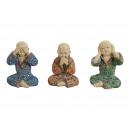 Monk 'Háromutas' poli-vas 3- szer szortíro