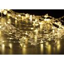 Luci di Natale Stella 150s Micro, in bianco caldo,