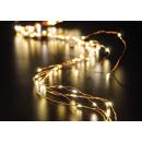 filo di rame catena leggera, 125 Micro-LED, 100