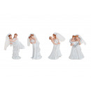 ÁBRA Hochzeitspaar POLY 4-FACH szortírozott kiszál