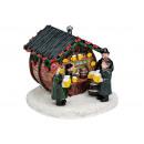 Weihnachtsfigur Bierklause poli, B9 T9 X X H7