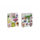 hurtownia Upominki & Artykuly papiernicze: Prezent torba kwiaty farby papier, 2-krotnie ...