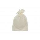 sacchetto del regalo del organza, in crema, B15 x