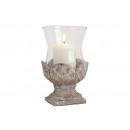 Vento leggero ceramica / vetro, B20 x T11 cm