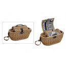 wholesale Sports & Leisure: Picnic basket for 2 persons from pasture, with car