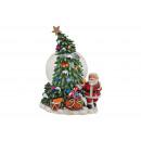 Music Box / globo di neve albero / Nicola da Poly,