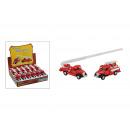 Großhandel Modelle & Fahrzeuge: Auto Feuerwehr Classic, 2-fach sortiert,
