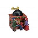 Weihnachtsfigur kávédaráló poli, B6 x T5 X h