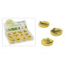 Duftwachs Lemon-Grass für Duftlampen, ca. 15g, 5cm