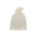 sacchetto del regalo del organza, in crema, B7 x H