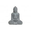 Buddha GREY 60X33X80CM Magnesia