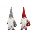 Gnome textilzsákkal Red 2- szer szortírozott kiszá