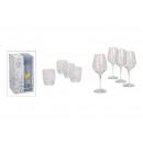 Borüvegek 430ml italos poharak 300ml üvegcsomag Tr