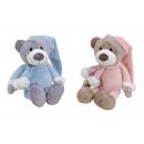 wholesale Dolls &Plush: Bear plush colorful, pink, blue 2- times ...