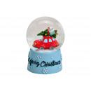 Snowglobe Christmas Car Buon Natale da Pol