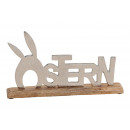 Display lettering Easter made of metal on Mangoh