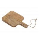 Serveerplank, Mango Wood snijplank bruin (B