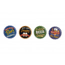 wholesale Magnets: Magnetic beer motif ceramic times assorted ...