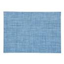 Tovaglietta in plastica blu, B45 x H30 cm