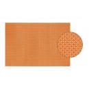 Tovaglietta in plastica arancione, B45 x H30 cm
