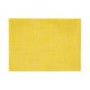 Tovaglietta in plastica gialla, B45 x H30 cm