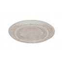 piatti di vetro barocco B18 cm