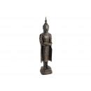 Buddha BRAUN STANDING POLY 77CM