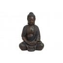 Buddha di poli, B44 x H67 cm x T35