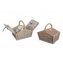 wholesale Sports & Leisure: Picnic basket for 2 persons from pasture, 14-piece