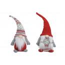 mayorista Casa y decoración: Imp Rojo Gris textil, 2- veces surtido , B15