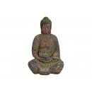 wholesale Home & Living: Buddha with Moose optics of magnesia Brown (B / H