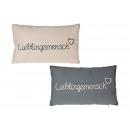 cuscino preferito cuscino con cerniera in cotone