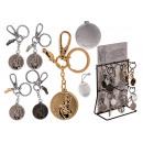 Portachiavi in metallo St. Christophorus Bun
