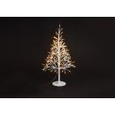 Lichterbaum 240er LED, bianco caldo, 30 V per inte
