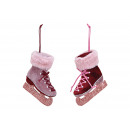 wholesale Sports and Fitness Equipment: Hanger plastic skates Bordeaux, altr