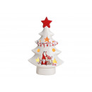 Calice di Natale albero di Natale a forma di calic