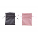 wholesale Gifts & Stationery: Gift polyester made of polyester pink / pink, gray