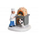 grossiste Micro-ondes et four: Machine à pizza miniature avec four multicolore (B