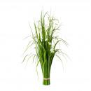 Cespuglio di erba con Cosmea 86 cm H in plastica v