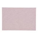 Tovaglietta in plastica rosa / rosa (B / H) 45x
