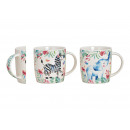 Mug Jungle Animals Motifs Zebra, Elephant from Po