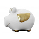 Savingsbox KCG maiale piccolo, angelo maiale d'