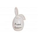 Coniglietto `` Buona Pasqua '' realizzato