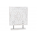 Display Square floral pattern on MD stand
