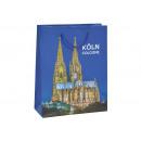 Sacchetto regalo Colonia realizzato in carta opaca