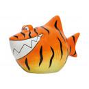 Savingsbox KCG Hai, Tiger-Hai, realizzato in ceram