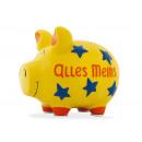 Pénzdoboz KCG Mittelschwein, Alles Meins! Azt jele
