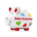 Savingsbox KCG Mittelschwein, Herzenswunsch Mittel