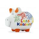 Großhandel Spardosen: Spardose KCG Mittelschwein, Lass Krachen! ...